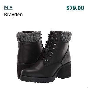 MIA Lace Up Boot